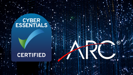 ARC Secures Cyber Essentials Certification