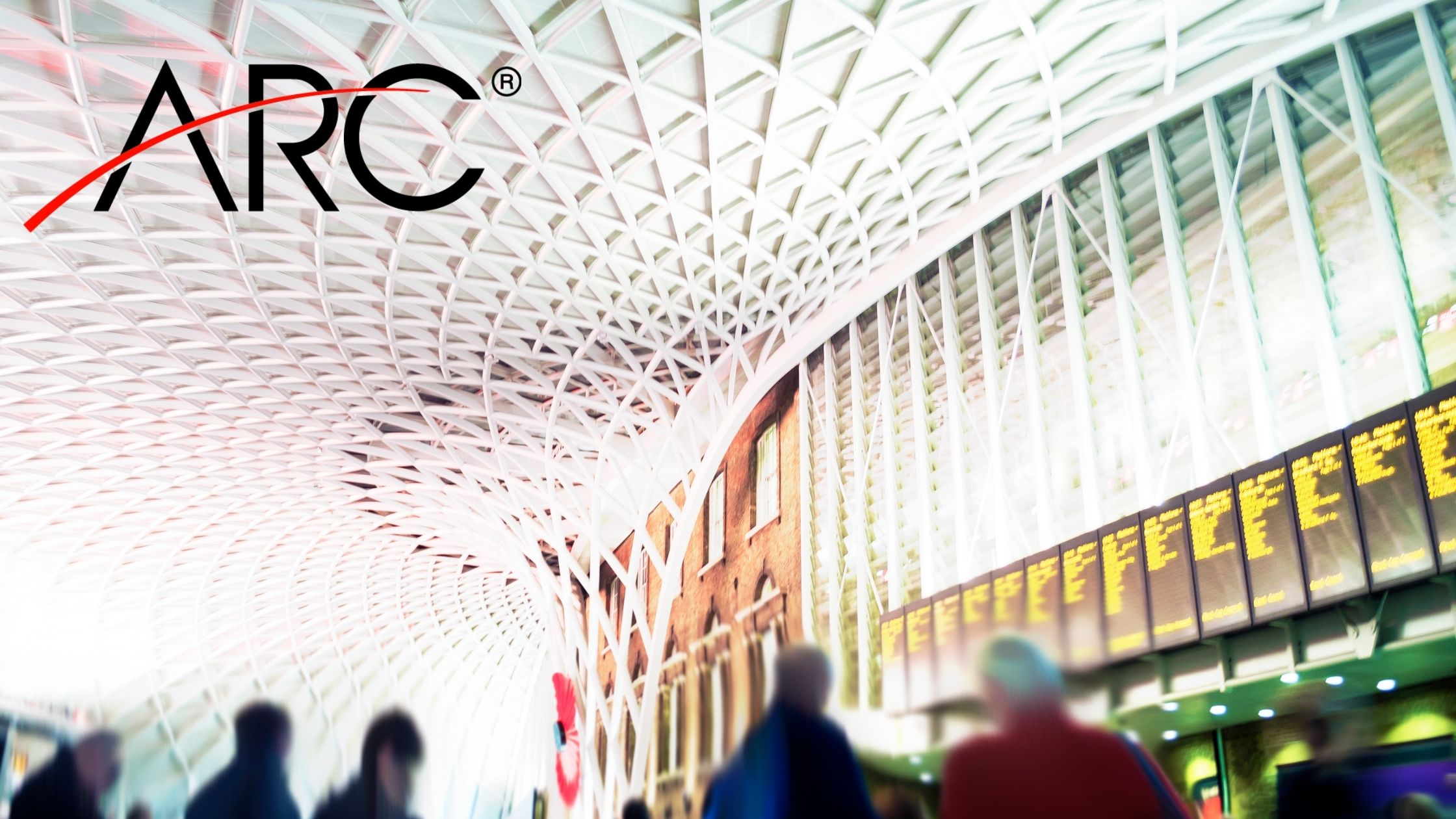ARC has created an oasis of stunning visual vibrancy, within the beating heart of London!
